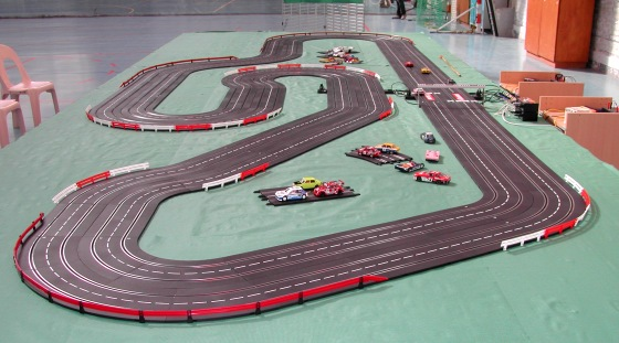 les circuits slot racing club du nord
